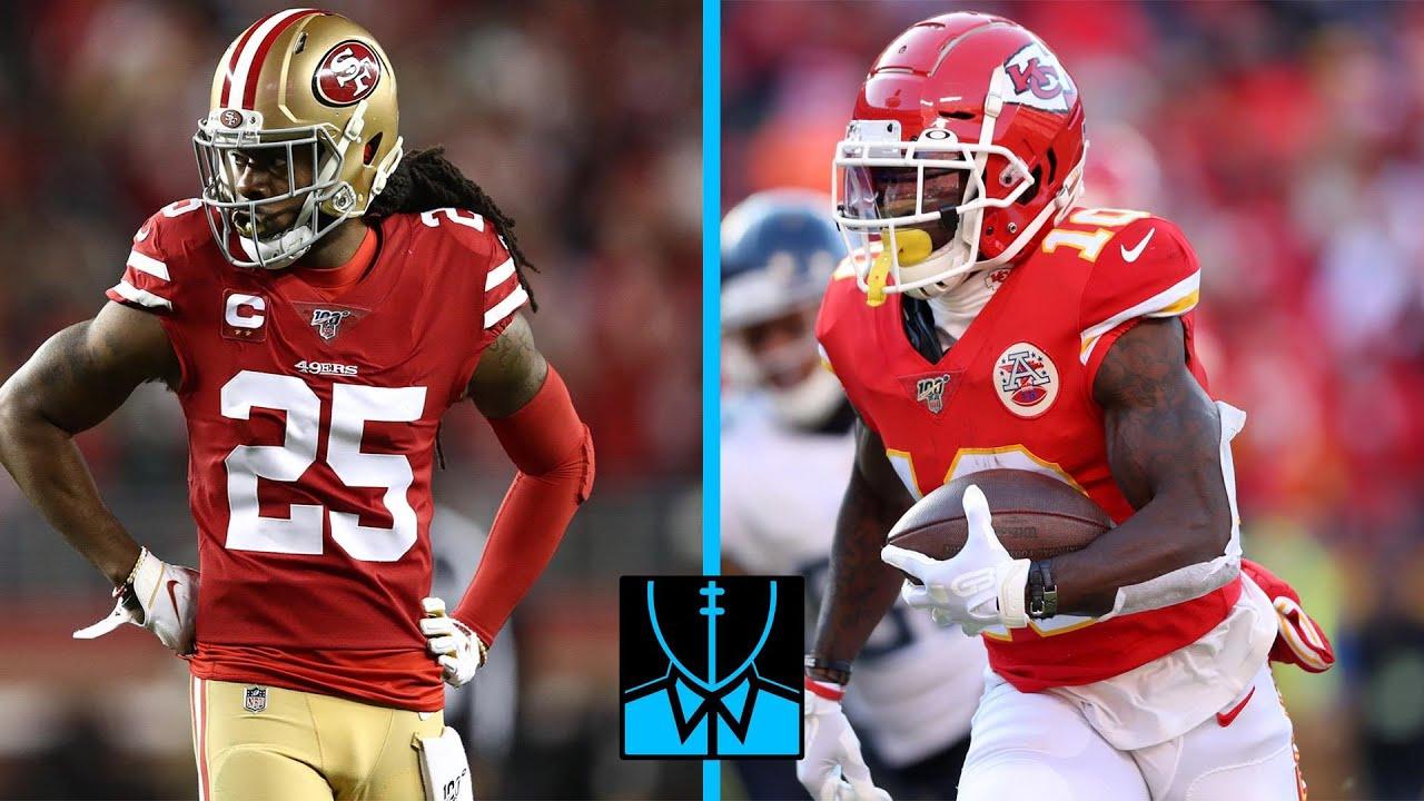 Super Bowl 2020: Can 49ers secondary stop Chiefs' Tyreek Hill? | Chris Simms Unbuttoned | NBC S