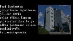 Leena Lehtolainen-Minne tytöt kadonneet romaanin juoni.