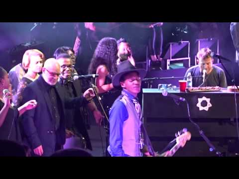 Damon Albarn & The Heavy Seas with Brian Eno - Heavy Seas Of Love - Royal Albert Hall 15/11/2014