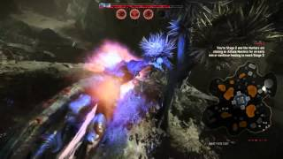 Evolve is the next generation of multiplayer shooters where four Hu...