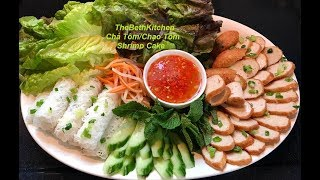 Cách làm Chả Tôm/Chạo Tôm dai ngon công thức Tiếng Việt