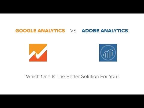 Google Analytics vs