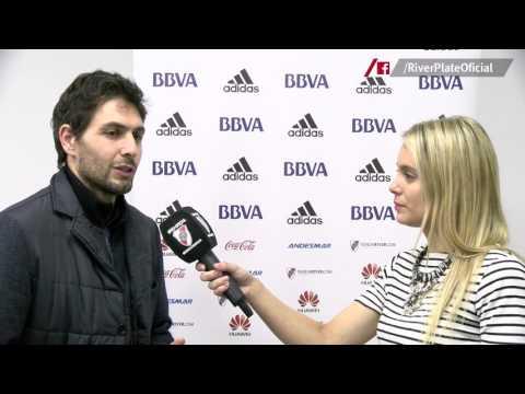 Germán Lux y su vuelta a River Plate