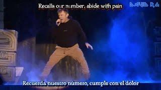 Iron Maiden - If Eternity Should Fail Subtitulado al Español [Lyrics] (Live Wacken 2016 HD)