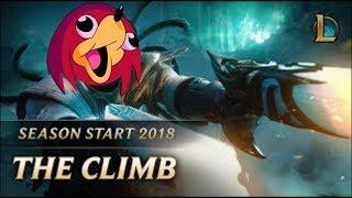 Do you climb the way?|League of Legends