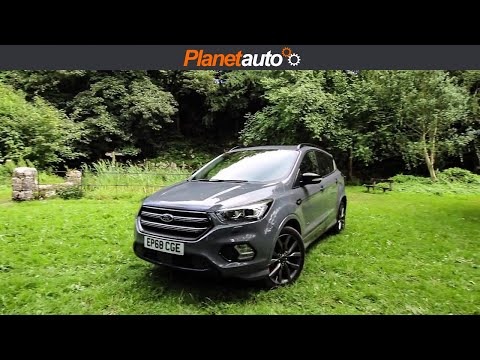 Ford Kuga St Line 2019 Review Youtube