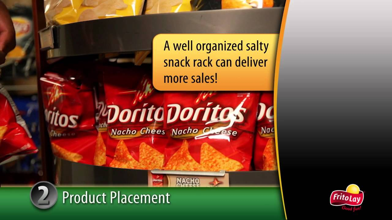 fritolay training