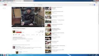 Не воспроизводит видео YouTube в Opera!(Ну как видите, воспроизводит конечно но когда ставлю качество видео более 480p просто черный экран и не грузи..., 2013-11-06T08:51:13.000Z)