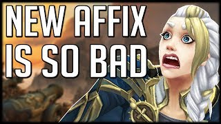 WORST AFFIX YET? Everything You NEED TO KNOW About Beguiling | WoW BfA