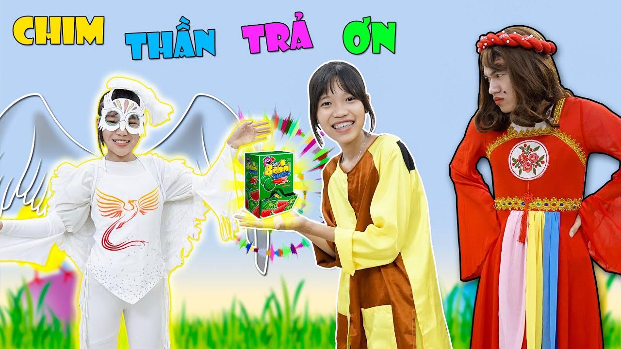 Chim Thần Trả Ơn | Cuộc Thi Vua Dưa Hấu ♥ Minh Khoa TV