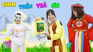Chim Thần Trả Ơn   Cuộc Thi Vua Dưa Hấu ♥ Minh Khoa TV