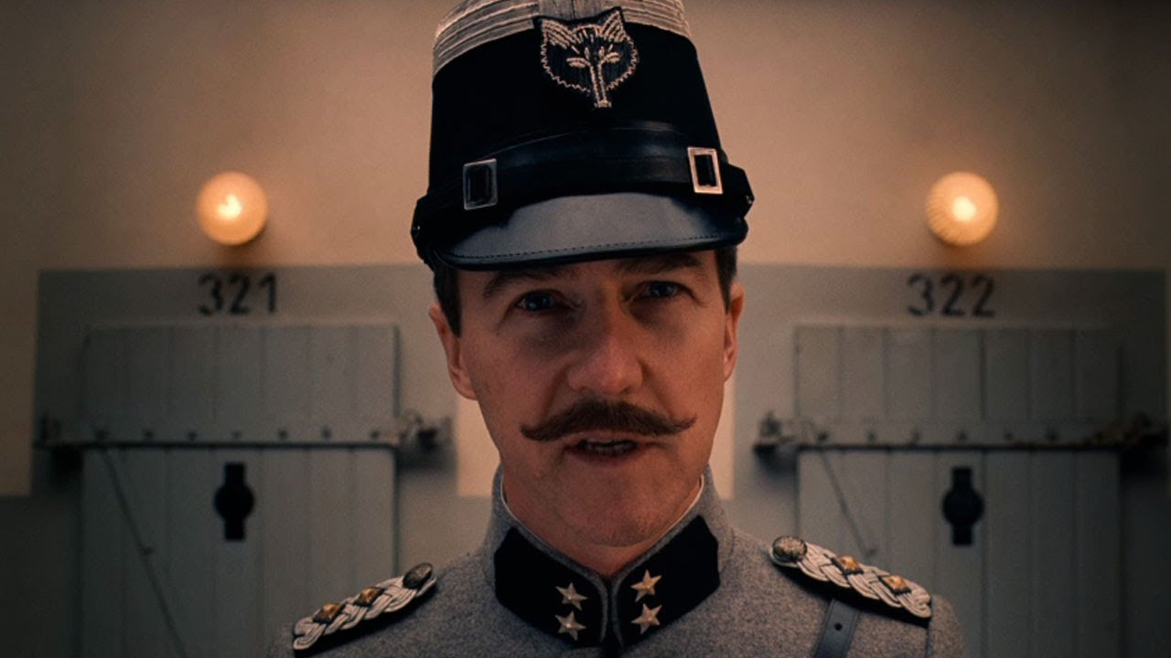 The Grand Budapest Hotel Online Character Promo Youtube