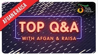 Top Q&a With Afgan & Raisa