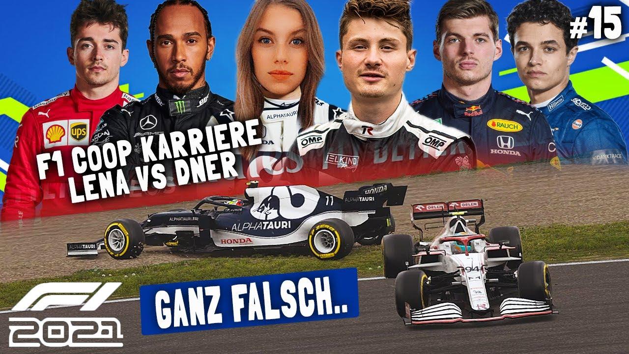 Download ALLES ODER NICHTS! | F1 2021 Koop Karriere #15 | Lena & Dner