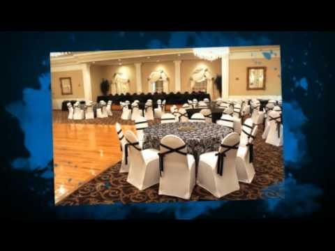 The Abbington Banquets Glen Ellyn Illinois Wedding Decorations By Satinchair You