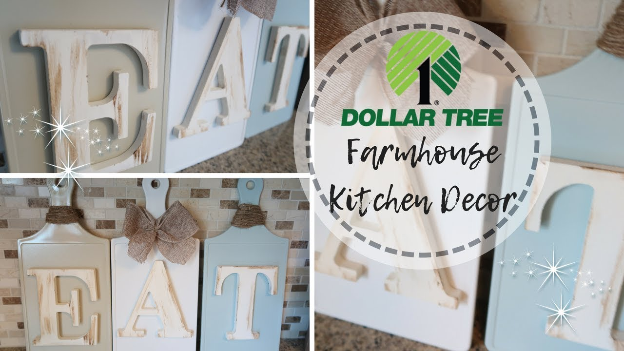 FARMHOUSE DECOR DIY