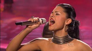 "Pia Toscano - ""River Deep, Mountain High"" - American Idol Season 10 - 4/6/11"