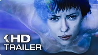 GHOST IN THE SHELL Trailer 3 (2017)