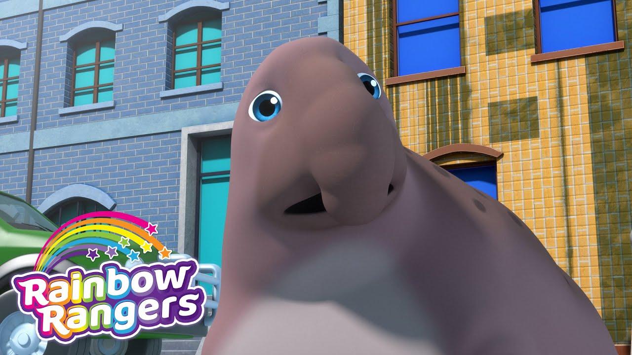 The Wandering Walrus   Rainbow Rangers Episode Clip