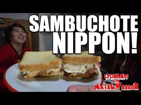 Sambuchote Nippon! - Cocinando con MetaLWarrioR con Akira Kaneto