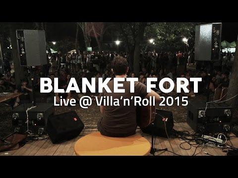 Blanket Fort live @ Villa'n'Roll 2015