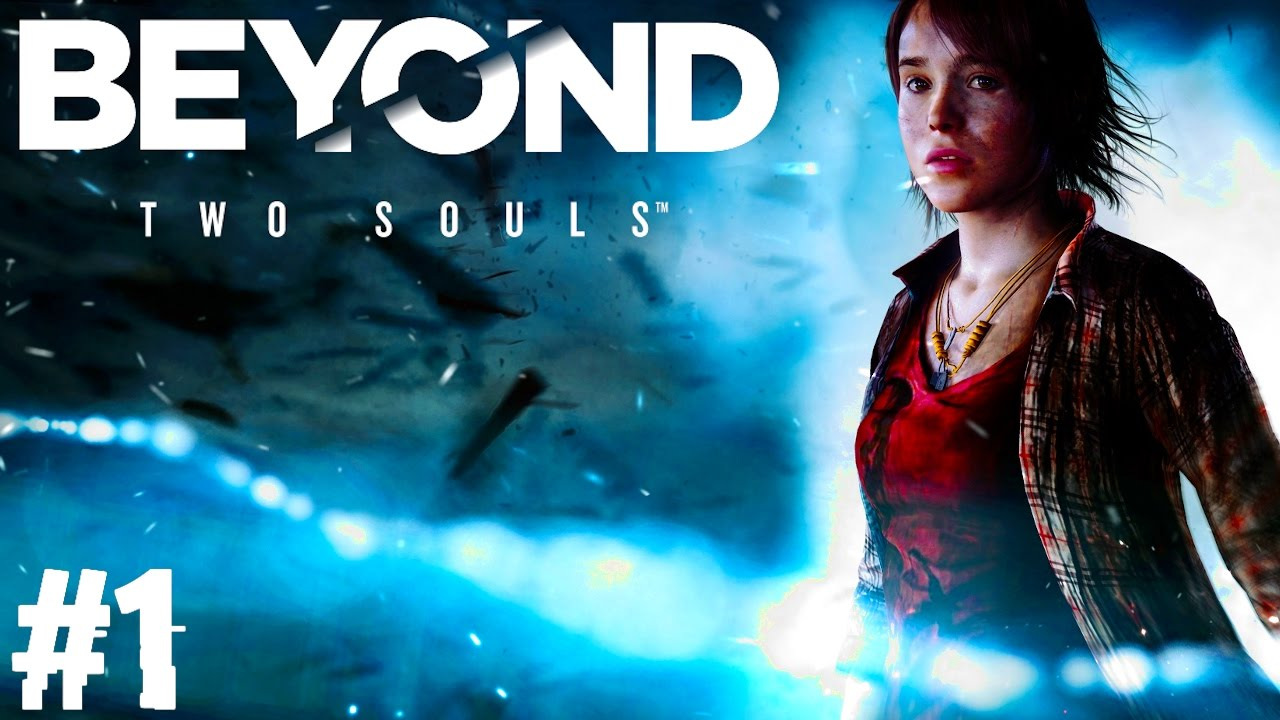beyond two souls lets play 1 facecam ein k rper 2 seelen youtube. Black Bedroom Furniture Sets. Home Design Ideas