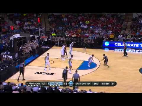 NCAA Tourney: UNC vs Providence Game Recap