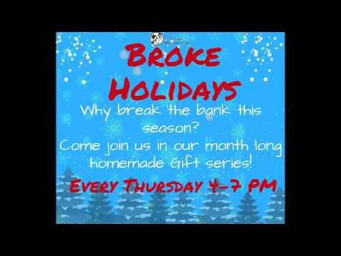 Broke Holidays