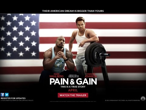 Pain & Gain (2013) Movie Review
