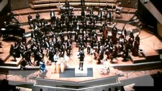"""Regreso"" Concerto for Congas & Orchestra - Samuel Torres and Berliner Symphoniker"