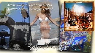 Letter From Spain - Electric Light Orchestra (1983) FLAC Remaster 1080p Video