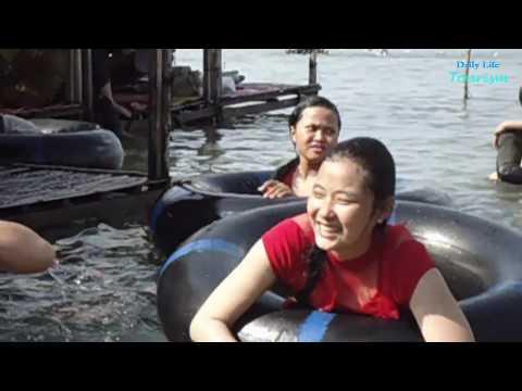 WOW! Koh Dach Beach Resort, Phnom Penh | Tourist Attraction in Cambodia, Khmer New Year