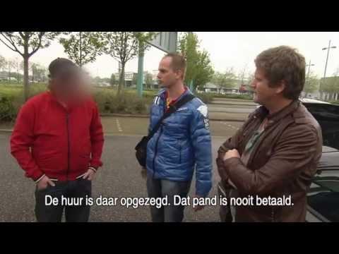 Confrontatie oplichter Niels de R. | Undercover in Nederland