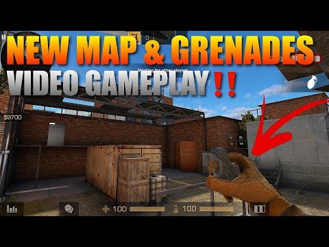 Standoff 2 Update 0100 New Map, Grenades, and New Skins  Gameplay ‼️