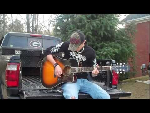 Love Your Love The Most - Eric Church cover by Jordan Rager
