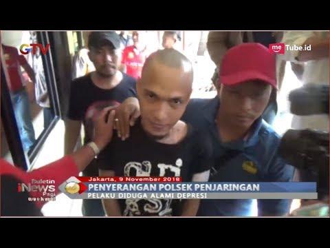 Ingin Bunuh Diri dan Ditembak Polisi, Pria Ini Nekat Serang Polsek Penjaringan - BIP 10/11 Mp3