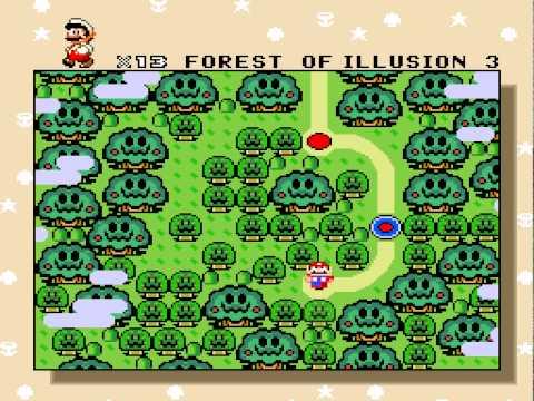 """[TAS] Super Mario World """"No Cape/Starworld"""" in 32:25.12"""