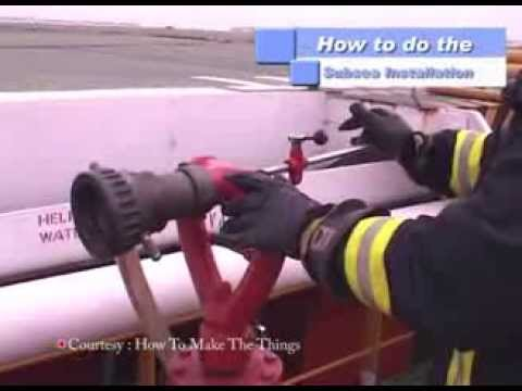 Serial How To Make The Things: How to do the Subsea Installation Eps 1 Segment 3 Of 4