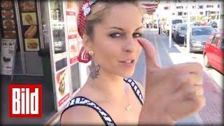 Mit Biggi Bardot auf Porno-Messe