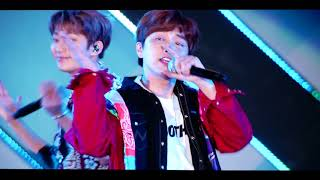 B1A4 : 롤린 Rollin' : LED+Fullshot FANCAM : LOTTE FAMILY CONCE…