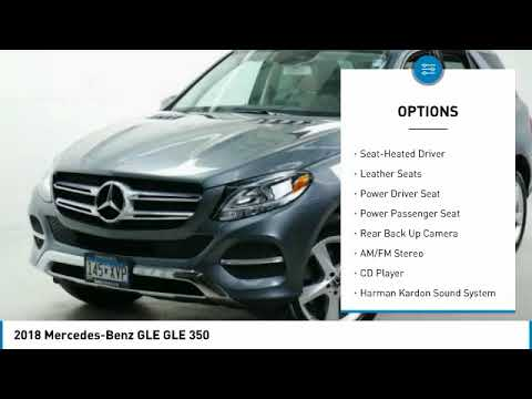 2018 Mercedes-Benz GLE GLE 350 Minnetonka Minneapolis Wayzata,MN 24773