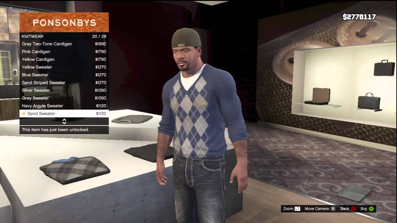 Best clothing store in gta 5 online