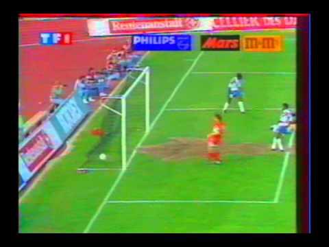1992 (May 27) Switzerland 2-France 1 (Friendly).avi