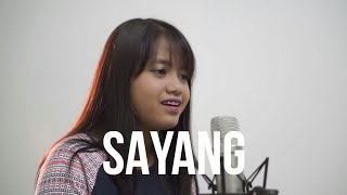 Video Sayang - Via Vallen (Cover) by Hanin Dhiya download MP3, 3GP, MP4, WEBM, AVI, FLV Juli 2018