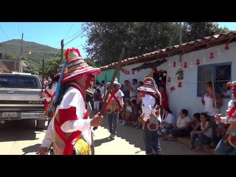 Las Cueras de Quechultenango Guerrero, M�xico. Agosto de 2013, parte 2 de 2.