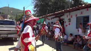 Las Cueras de Quechultenango Guerrero, México. Agosto de 2013, parte 2 de 2.