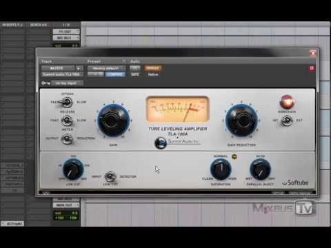 Ultimate Compression Tutorial Pt.9 Master Bus compression 2 BUS, VCA, Opto, Fet, Vari-Mu differences