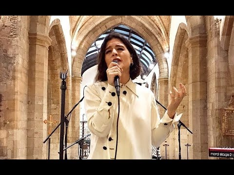 Jessie Ware - Acoustic Session at All Saints Church for Banquet Records (2017)