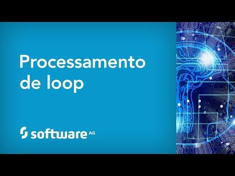 Processamento de loop