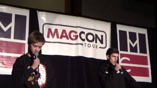 Repeat youtube video Jack & Jack Performing Both